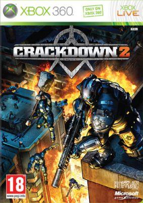 Immagine della copertina del gioco Crackdown 2 per Xbox 360