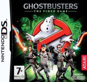 Immagine della copertina del gioco Ghostbusters: The Video Game per Nintendo DS