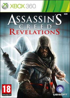 Copertina del gioco Assassin's Creed Revelations per Xbox 360