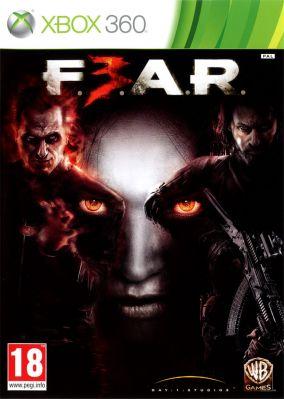 Copertina del gioco F.3.A.R. per Xbox 360