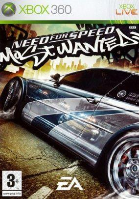 Copertina del gioco Need for Speed Most Wanted per Xbox 360