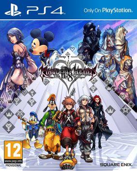 Immagine della copertina del gioco Kingdom Hearts HD 2.8 Final Chapter Prologue per Playstation 4