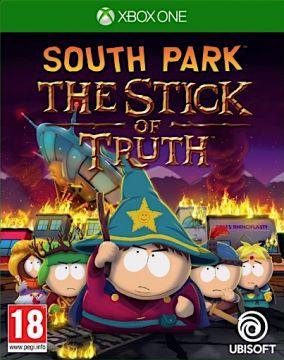 Copertina del gioco South Park: Il bastone delle verità per Xbox One
