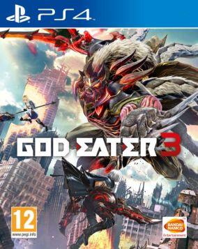Immagine della copertina del gioco God Eater 3 per PlayStation 4