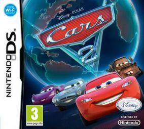Immagine della copertina del gioco Cars 2 per Nintendo DS