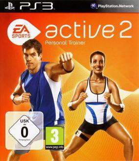 Copertina del gioco EA Sports Active 2 per PlayStation 3