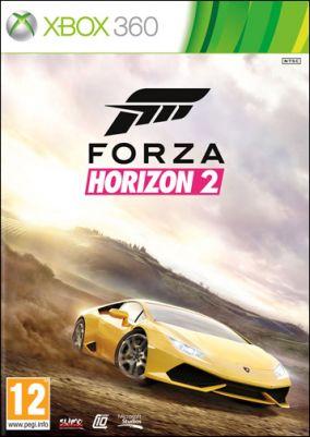 Immagine della copertina del gioco Forza Horizon 2 per Xbox 360