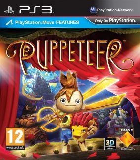 Immagine della copertina del gioco Puppeteer per PlayStation 3