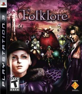 Copertina del gioco Folklore per PlayStation 3