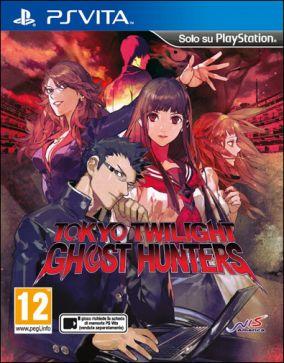 Copertina del gioco Tokyo Twilight Ghost Hunters per PSVITA