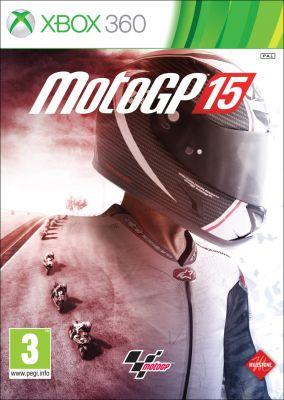Copertina del gioco MotoGP 15 per Xbox 360