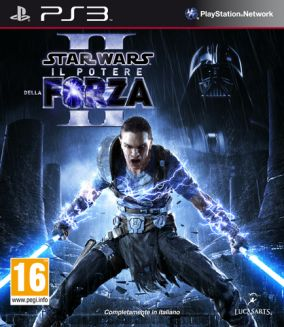 Copertina del gioco Star Wars: Il Potere della Forza II per PlayStation 3