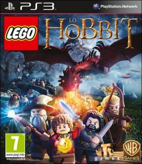 Immagine della copertina del gioco LEGO Lo Hobbit per Playstation 3