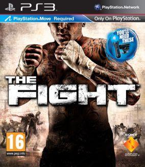Copertina del gioco The Fight Senza Regole per PlayStation 3