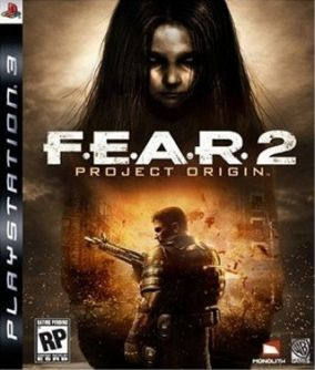 Copertina del gioco F.E.A.R. 2: Project Origin per PlayStation 3