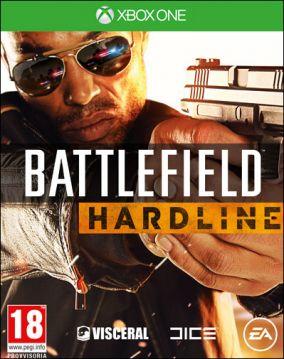 Immagine della copertina del gioco Battlefield Hardline per Xbox One