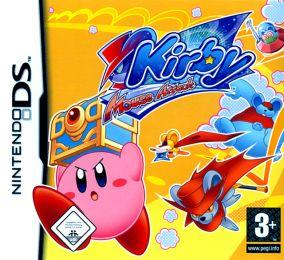 Copertina del gioco Kirby: Mouse Attack per Nintendo DS
