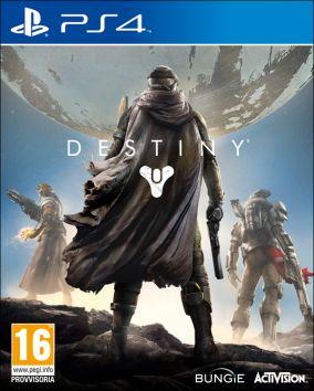 Immagine della copertina del gioco Destiny per PlayStation 4