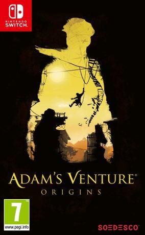 Copertina del gioco Adam's Venture: Origins per Nintendo Switch