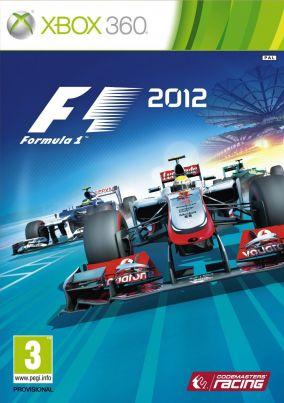 Copertina del gioco F1 2012 per Xbox 360
