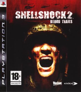 Copertina del gioco Shellshock 2: Blood Trails per PlayStation 3