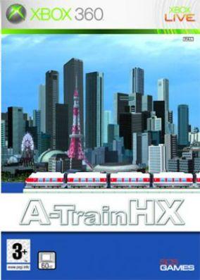 Copertina del gioco A-Train HX per Xbox 360