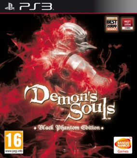 Copertina del gioco Demon's Soul per PlayStation 3