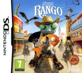 Copertina del gioco Rango per Nintendo DS