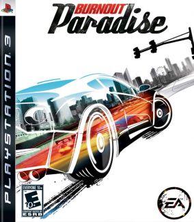 Copertina del gioco Burnout Paradise per PlayStation 3