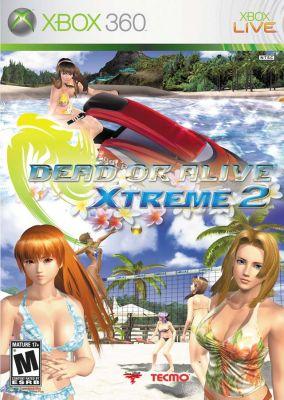 Copertina del gioco Dead Or Alive Xtreme 2 per Xbox 360