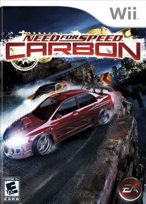 Immagine della copertina del gioco Need for Speed: Carbon per Nintendo Wii