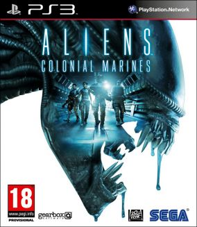 Copertina del gioco Aliens: Colonial Marines per PlayStation 3