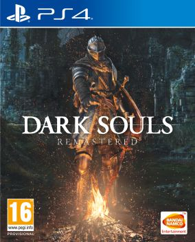 Copertina del gioco Dark Souls: Remastered per Playstation 4