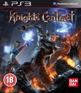 Copertina del gioco Knights Contract per PlayStation 3