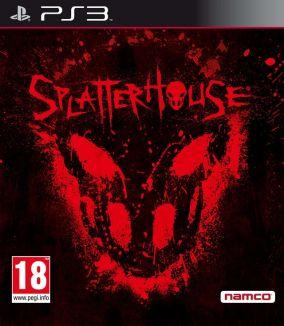 Immagine della copertina del gioco Splatterhouse per PlayStation 3