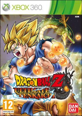Copertina del gioco Dragon Ball Z Ultimate Tenkaichi per Xbox 360