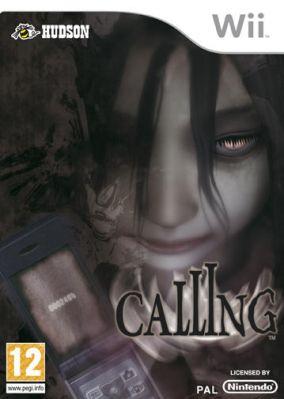 Immagine della copertina del gioco Calling per Nintendo Wii