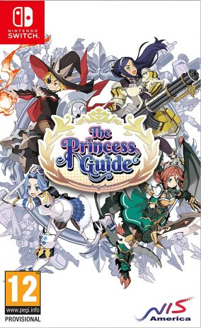 Copertina del gioco The Princess Guide per Nintendo Switch