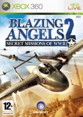Copertina del gioco Blazing Angels 2 Secret Missions per Xbox 360