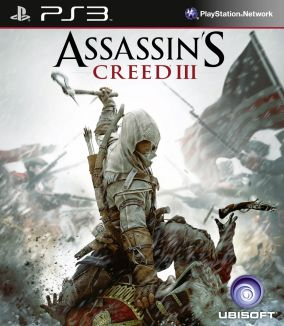 Copertina del gioco Assassin's Creed III per PlayStation 3