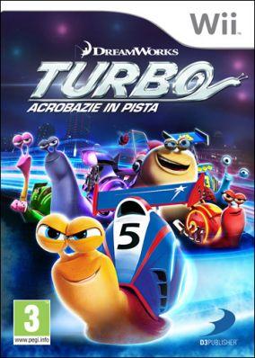 Copertina del gioco Turbo Acrobazie in pista per Nintendo Wii