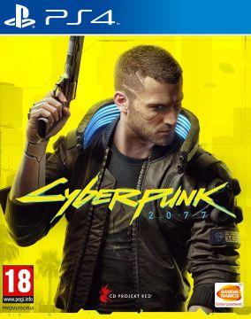 Immagine della copertina del gioco Cyberpunk 2077 per PlayStation 4