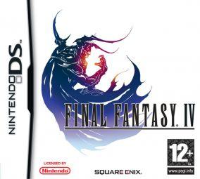 Immagine della copertina del gioco Final Fantasy IV per Nintendo DS