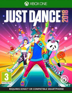 Immagine della copertina del gioco Just Dance 2018 per Xbox One