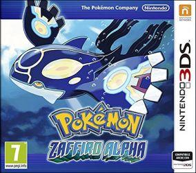 Immagine della copertina del gioco Pokemon Zaffiro Alpha per Nintendo 3DS