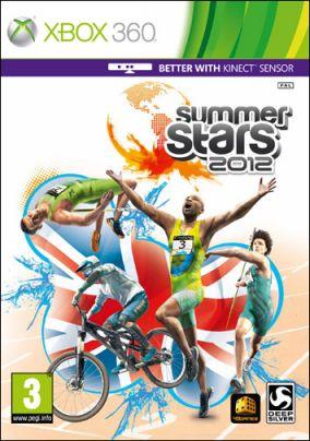 Copertina del gioco Summer Stars 2012 per Xbox 360