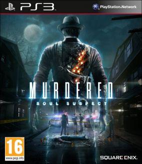 Copertina del gioco Murdered: Soul Suspect per PlayStation 3