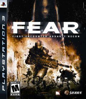 Copertina del gioco F.E.A.R. per PlayStation 3
