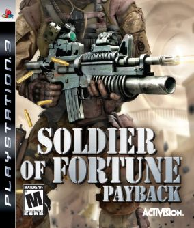 Copertina del gioco Soldier of Fortune: PayBack per PlayStation 3
