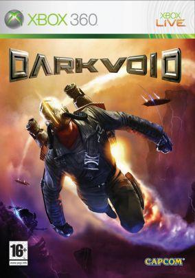Copertina del gioco Dark Void per Xbox 360
